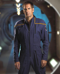 Jonathan Archer, Scott Bakula, Star Trek Enterprise