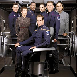 Star Trek Enterprise cast