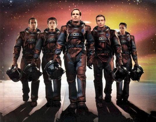 Star Trek Enterprise cast, artwork