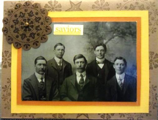 Brigade of Saviors