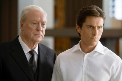 Christian Bale, Michael Cane, Bruce Wayne, Alfred, Batman, fiction