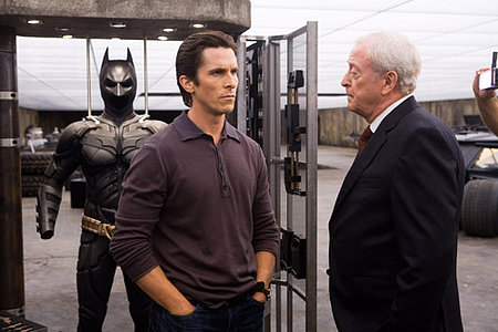 Christian Bale, Michael Cane, Bruce Wayne, Alfred, Batcave, Batman, fiction