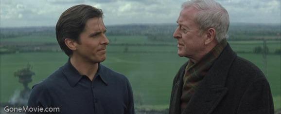 Christian Bale, Michael Cane, Bruce Wayne, Alfred, Batman, fiction