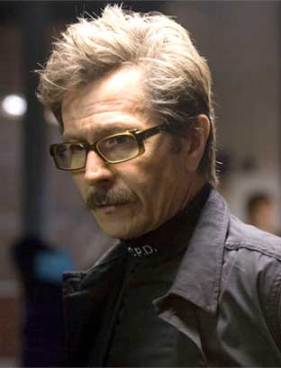 Commissioner Jim Gordon, Gary Oldman, Batman, fiction