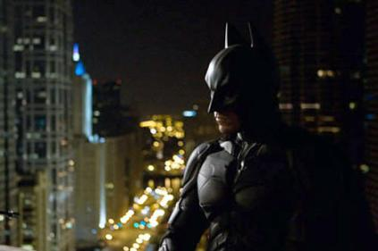 Batman, Christian Bale, fiction
