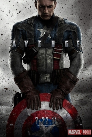 Captain America, Steve Rogers, fiction, Avengers