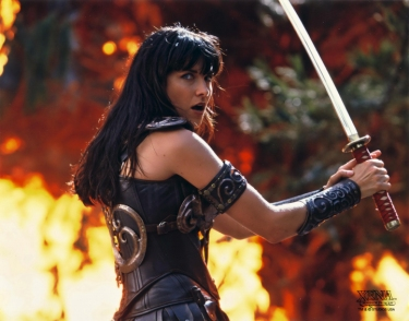 Xena Warrior Princess Bad-Ass