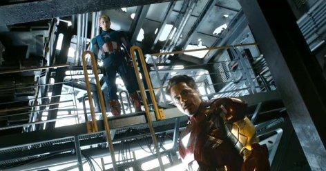 Captain America, Ironman, Steve Rogers, Tony Stark, Chris Evans, Robert Downey Jr.