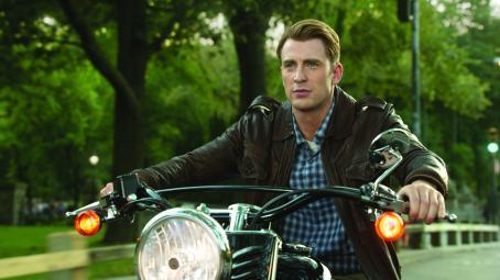 Captain America, Avengers, Harley, Steve Rogers