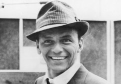 Frank Sinatra, Captain America, fiction