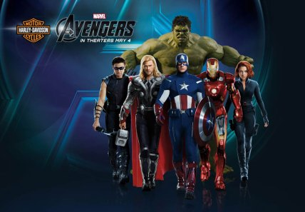 Avengers movie, Harley