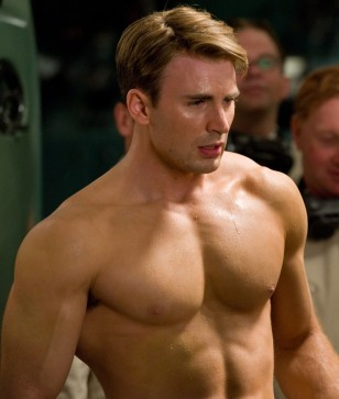 Chris Evans, Captain America, Avengers