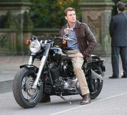 Avengers, Captain America, Chris Evans, Harley