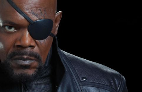Nick Fury, Avengers, Captain America, Samuel L. Jackson
