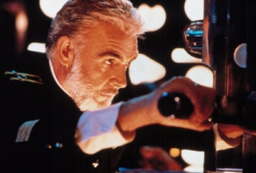 Hunt for Red October, Sean Connery