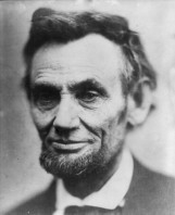 Abraham Lincoln, vegetarian