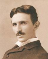 Tesla, vegetarian