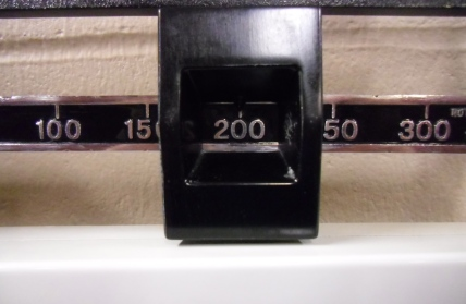 Weight Scales, weight loss