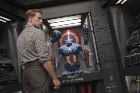 Steve Rogers, Captain America, Chris Evans, Avengers
