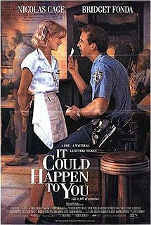 Nicholas Cage, Bridget Fonda