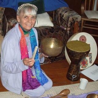 Sarah Benson, Sound Healing, Music