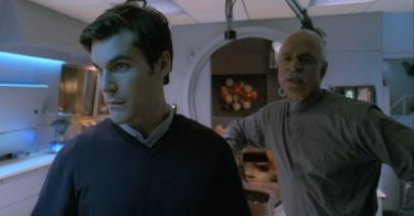 Serenity, Sean Maher, Ron Glass, Simon Tam, Shepherd Book