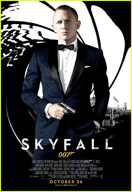 James Bond, Daniel Craig, Skyfall