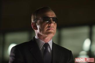 Agent Phil Coulson, Clark Gregg, Avengers
