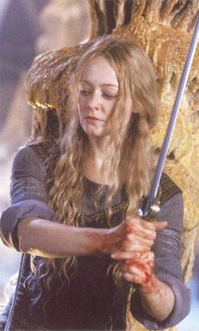 Eowyn, Lord of the Rings, Miranda Otto