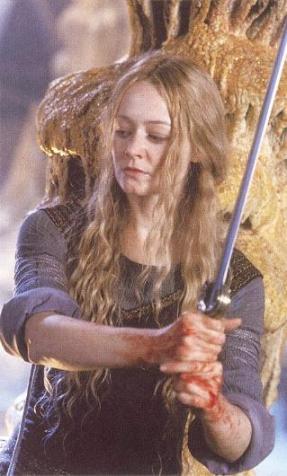 Eowyn, Lord of the Rings, Miranda Otto