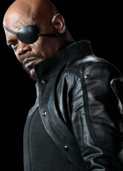 Nick Fury, Samuel L. Jackson, Avengers
