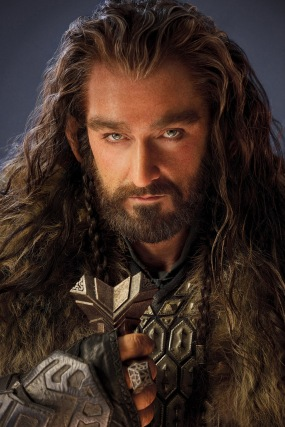 Thorin Oakenshield, Richard Armitage, The Hobbit