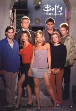 Buffy the Vampire Slayer, TV, Joss Whedon