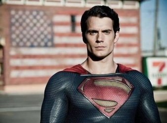 Henry Cavill, Man of Steel, Superman