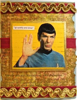 Spock, Leonard Nimoy, Star Trek