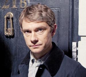 Martin Freeman, John Watson, Sherlock, BBC