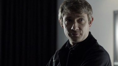 Martin Freeman, John Watson, BBC Sherlock
