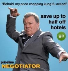 Priceline, William Shatner