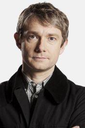 Martin Freeman, John Watson, Sherlock