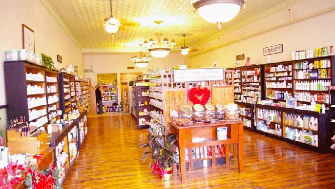 Natural Foods Council Bluffs