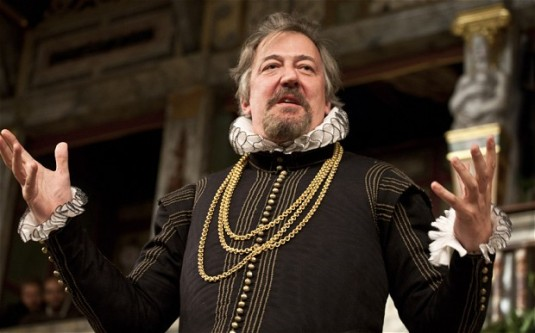 Stephen Fry, Shakespeare, Twelfth Night