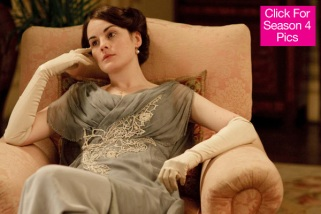 Downton Mary