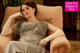 Downton Mary