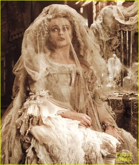 Great Expectations, 2011, Helena Bonham Carter, Miss Havisham