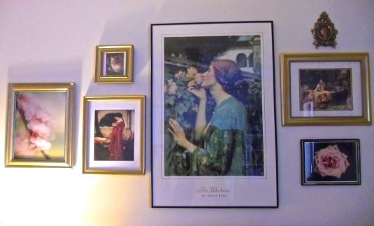 Pre-Raphaelite art, nature photography