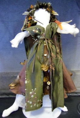 Webby's Quacky Patch Doll Terra