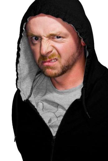 Giles snarl hoodie