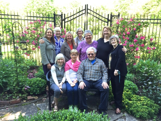 Gathering at Barb's
