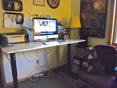 Desk High