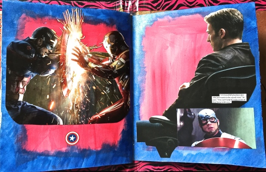 Civil War Spread